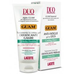 GUAM Duo - Гель для ног против отеков с освежающим эффектом, 100 мл