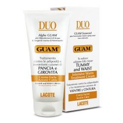 GUAM Duo - Интенсивный крем для живота и талии, 150 мл