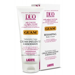 GUAM Duo - Подтягивающий крем для тела для зрелой кожи, 200 мл