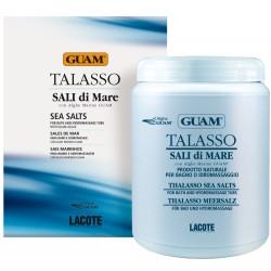 GUAM - Морская соль для обычных и гидромассажных ванн, 1 кг